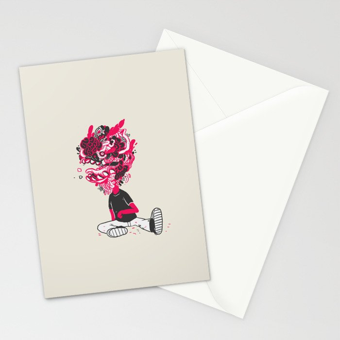 Headspace 02 Stationery Cards