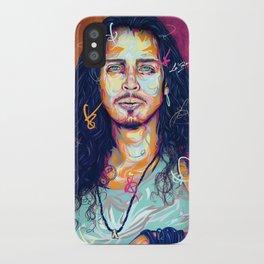 Angel Cornell iPhone Case