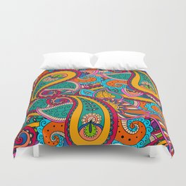 African Style No22 Duvet Cover