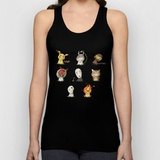 Mimiking Spirits Unisex Tank Top