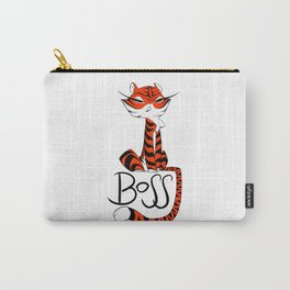Tigress Boss Carry-All Pouch