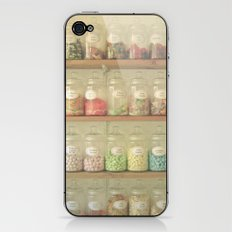 Sweet Shop iPhone & iPod Skin