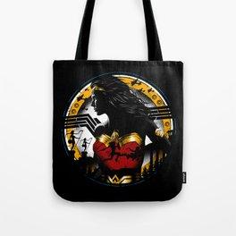 Amazon Girl Tote Bag