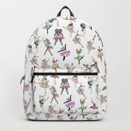 Animal Square Dance Backpack