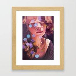Delusional Framed Art Print