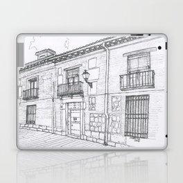 Alcalá Street Laptop & iPad Skin
