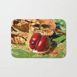 Chestnut Bath Mat
