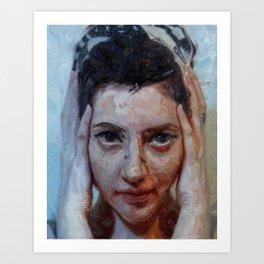 """""""Inner Mind"""" Art Print"""
