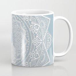 Dedication to Dalton (gray-blue) Coffee Mug