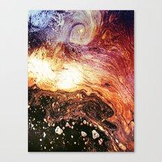 Galaxy Canvas Print