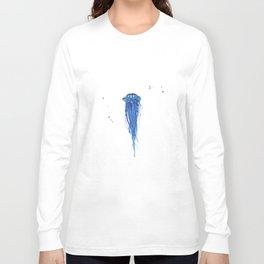 Cobalt Squishy Long Sleeve T-shirt