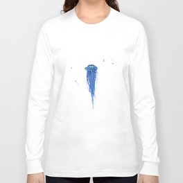 Cobalt Squishy Long Sleeve T-shirt