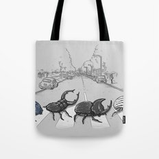 The Beetles Tote Bag