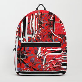 Bow Tie 9 Backpack