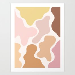 Rambla I Art Print
