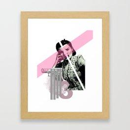Animosity Framed Art Print