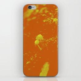 chlorine mushroom iPhone Skin