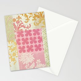 Pattern Collage 1 Stationery Cards