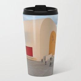 Centro Niemeyer | Aviles Spain Travel Mug