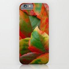 Autumn the artist iPhone 6s Slim Case