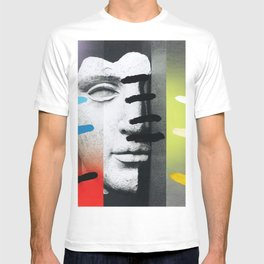 Composition on Panel 18 T-shirt
