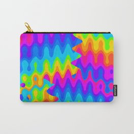 Amazing Acid Rainbow Carry-All Pouch