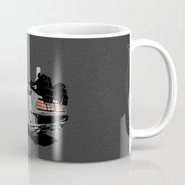 DeLorean Coffee Mug