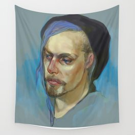 Black Hat II Wall Tapestry