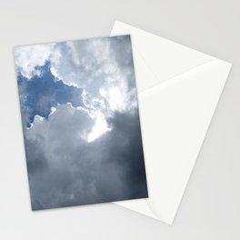 Blue Sky Peeks Through Stationery Cards