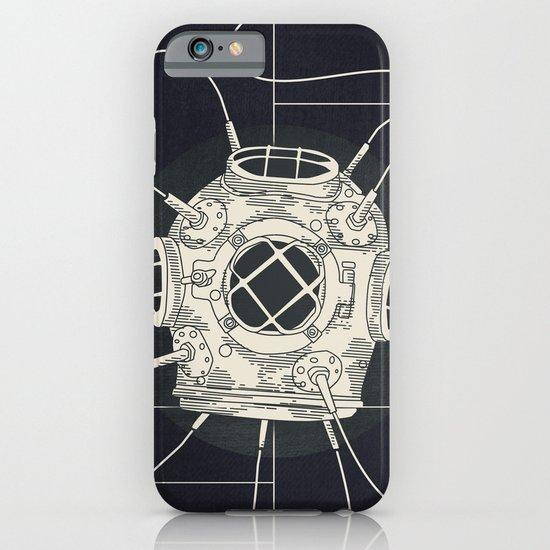 Dive Bomb / Recursive iPhone & iPod Case