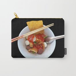 Yen Ta Fo Thai Pink Noodle Soup Carry-All Pouch