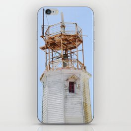 The Old Lighthouse iPhone Skin
