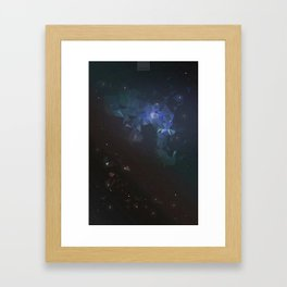 The Plan Framed Art Print
