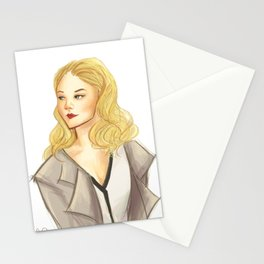 elementary: moriarty Stationery Cards