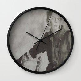 Pin Up Wall Clock