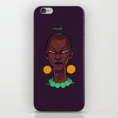 Space Goddess iPhone & iPod Skin