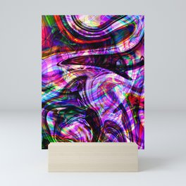 Liquid Pearl Mini Art Print