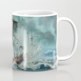 The Sea of Tranquility Coffee Mug