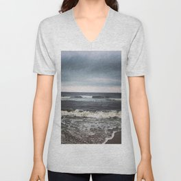Crashing Unisex V-Neck