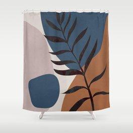 Abstract Art 01 Shower Curtain