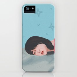 Resting iPhone Case