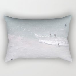 Beach dreams Rectangular Pillow