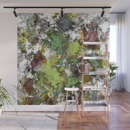 Invisible surface Wall Mural