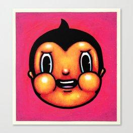 AUTO-BOMBO I Canvas Print