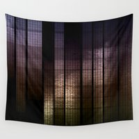 metal Wall Tapestries featuring metal world  by VanessaGF
