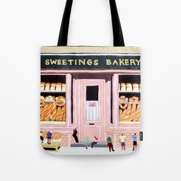 Sweetings Bakery Tote Bag