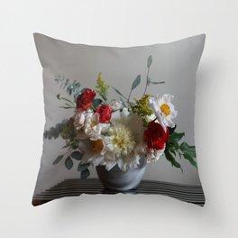 Flower Design 4  Throw Pillow