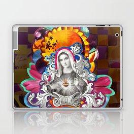 Imaculado Coração de Maria (Immaculate Heart)  Laptop & iPad Skin