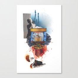 Mingadigm | Stolen Canvas Print