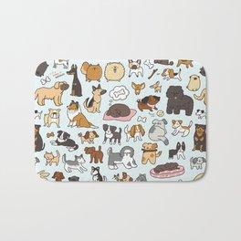 Doggy Doodle Bath Mat